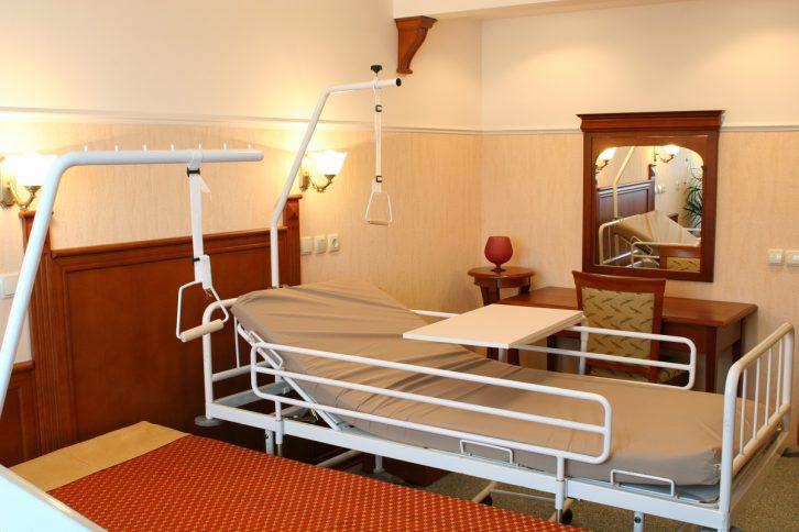 materac na łóżko rehabilitacyjne